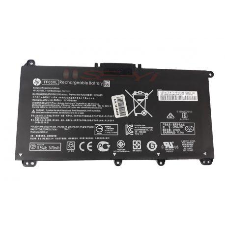 Battery HP Pavilion 15-CD TPN-C131 14-BF011TX/TF03XL