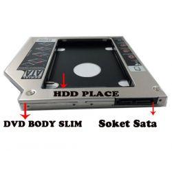 SATA Hard Drive HDD CADDY SLIM