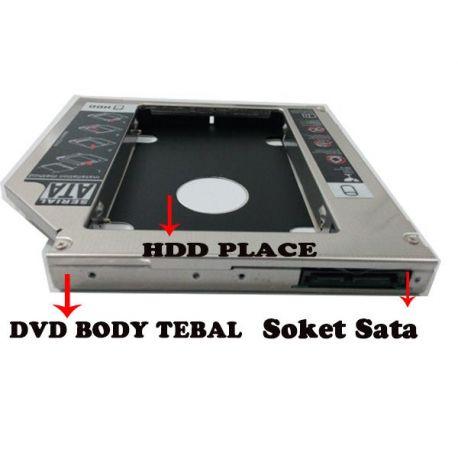 SATA Hard Drive Tebal HDD CADDY
