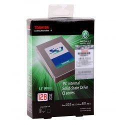 TOSHIBA 128GB CANVIO® SSD STORAGE