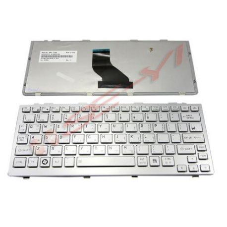 Keyboard Tos NB 205 Silver