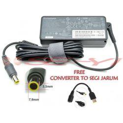 Adaptor Laptop Lenovo Thinkpad T400 T410i T400s T420s T500 T510i SL300 SL400 SL410 SL500 SL510 Series