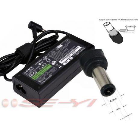 Adaptor SONY - Original [19V 4.74A 6.0 x 4.4 x 1.4]