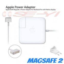 Adapter Apple Macbook Pro 15 -17 inci For apple A1398 - Modelo A1424 - 20.5V 4.25A 85 Watt ( MAC PRO ) - MAGSAFE 2 ORIGINAL