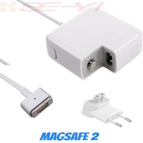 """Adapter Apple Macbook Pro 11"""" 13inci A1436 A1465 A1466*14.85V 3.05A 45 Watt ( MAC PRO ) - MAGSAFE 2 *OEM"""