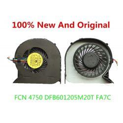 Fan Acer Aspire 4750 4743 4743G 4743ZG 4750G 4752 4752G 4755 4755G Series *TYPE XUIRDZ XR-AC-4743 DC 5V 0.28 - 0.50A (4PINS)