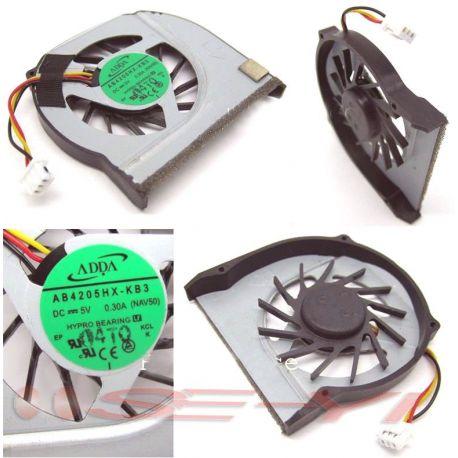 Fan Acer Aspire One D255 AOD255 D260 AOD260 NAV70 PAV70 *TYPE ADDA AB4205HX-KB3 DC5V - 0.30