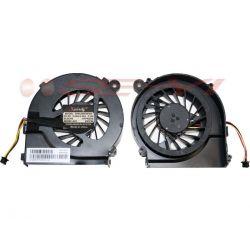 Fan HP Presario CQ42 G42 CQ62 G62 G4 Q42-100 CQ42-200 G42 CQ72 G4-1000 G6-1000 - * TYPE XUIRDZ DC5V - 0.28A - 0.50A (3PIN)
