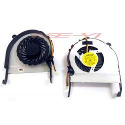 Fan Toshiba Satellite C800 L800 C805 M840 L840 - * TYPE AAA XS10N05YF05VBJ DC5V - 0.5A ( 3PIN )