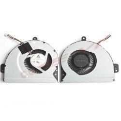 Fan Laptop ASUS X43 X43s X43sc A43 A43s K43 K43s - * TYPE KSB06105HB-AL10 DC5V - 0.40A ( 4PIN )