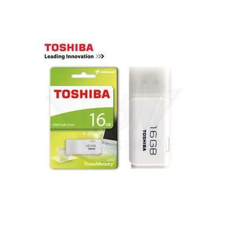 FLASHDISK TOSHIBA HAYABUSA U202 16GB - ORIGINAL