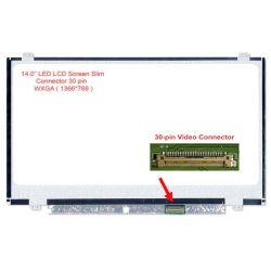 "LED 14.0"" Acer E1-432 E1-470 E1-470G E1-471 E5-471 V3-471 G40-30 G40-70 T440 Y40 A450L A450LC (30 Pin Slim)"