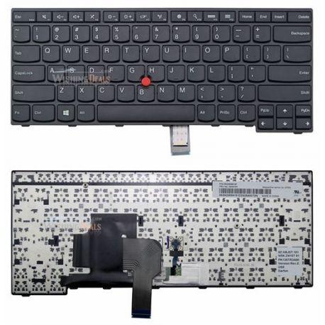 Keyboard Laptop Lenovo IBM Thinkpad E450 E450C E455 E460 E465 W450