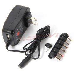 Adaptor Universal 30 Watt Plug-In Carger USB Output
